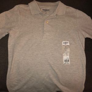Short sleeve Collared shirt